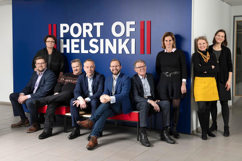 Hallitus 2019, Port of Helsinki